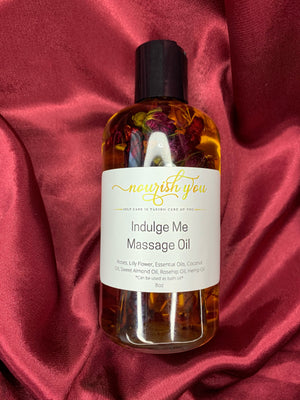 Indulge Me Massage Oil