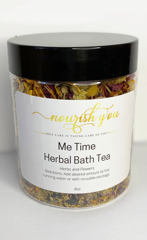 Me Time Herbal Bath Tea