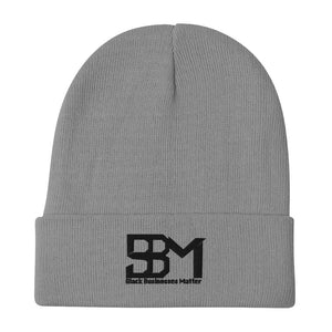 Embroidered Beanie - Mel Mart by BBM