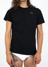 Load image into Gallery viewer, Black Organic T-Shirt Men