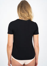 Load image into Gallery viewer, Black Organic T-Shirt