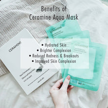 Load image into Gallery viewer, (10% OFF!) Ceramine Aqua Mask Bundle - 2 Packs (20 Sheets)