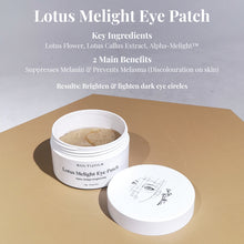 Load image into Gallery viewer, Boutijour Lotus Melight Eye Patch