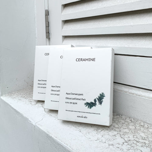 (10% OFF!) Ceramine Aqua Mask Bundle - 3 Packs (30 Sheets)