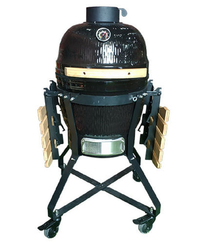 Image of Portable Kamado Grills 18 inch Garden Grill