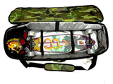 Full Circle Skate Travel Bag - Camo