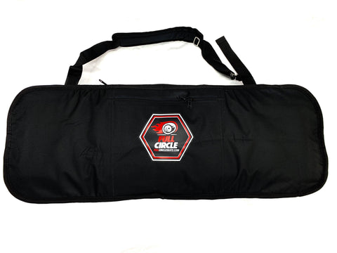 Full Circle Skate Travel Bag - Black