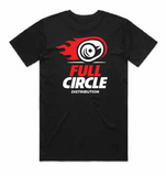 Full Circle Distribution Shirt - Black