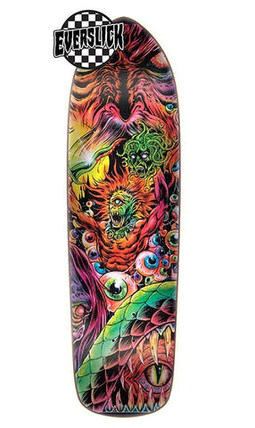 Creature Hallucinations II Everslick Deck 8.5""