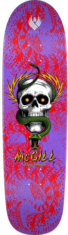 Powell Peralta - Pro Flight Deck Mcgill Skull Shape 218 / 8.97""