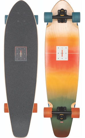Globe -'The All Time' Ombre Longboard