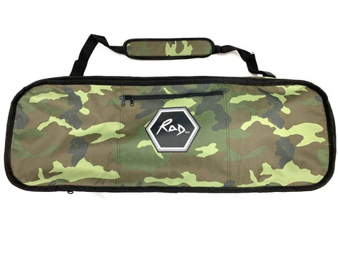 "RAD Skateboard Travel Bag Camo 34"" Street Board"