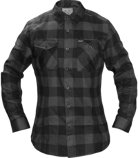 Dixxon Flannel Co - Womens Murked Out Flannel