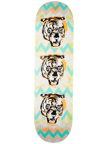 "Santa Cruz Salba Tiger Powerply 8.6"" Deck"