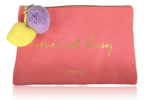 tarte Makeup bag Never Not Busy
