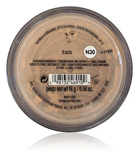 Bare Minerals Original SPF15 Foundation in TAN (N30) 16g Supersize