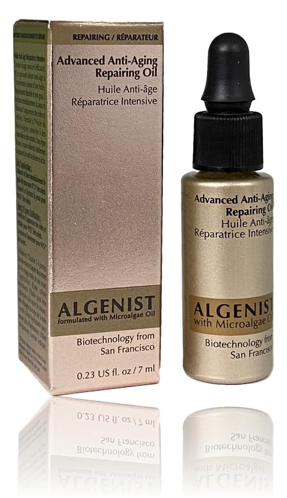 Algenist Advanced Anti-Aging Repairing Oil (7ml) Deluxe Travel Size