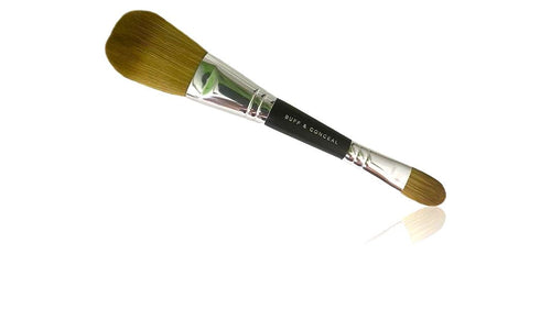 bareMinerals Face Brush Buff and Conceal