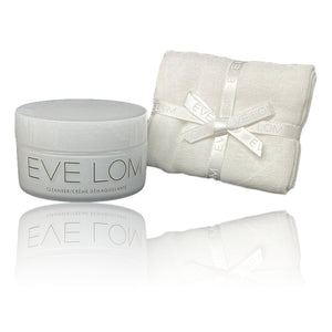 Eve Lom Cleanser 50ml with Muslin Cloth.