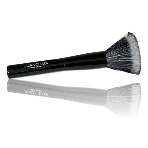 Laura Geller Face Brush Stippling Black Handle