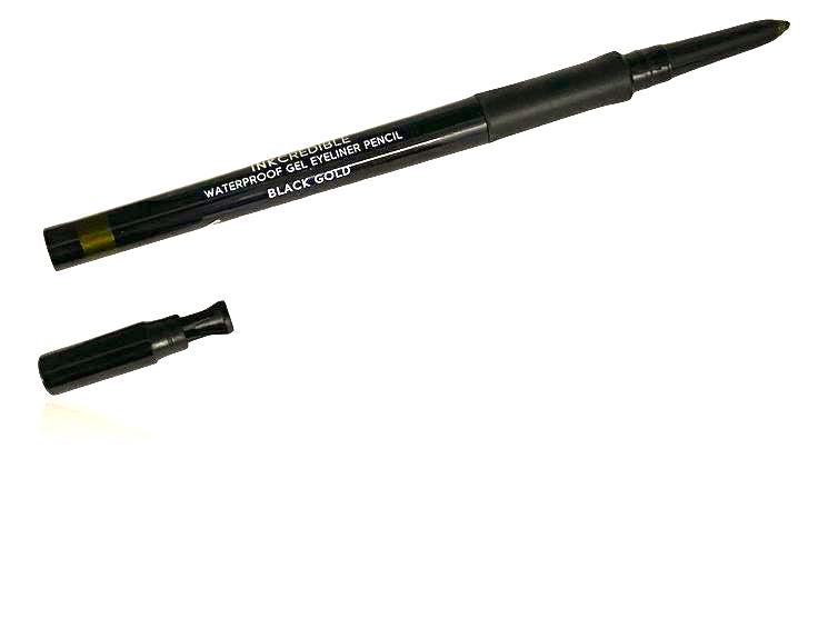 Laura Geller Eyeliner in BLACK GOLD INKcredible Waterproof Gel