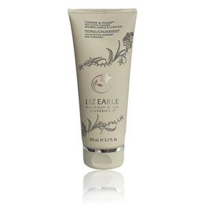 Liz Earle Cleanse & Polish Cleanse Bourbon Vanilla & Clove Bud (200ml)