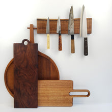 Load image into Gallery viewer, Mesquite Magnetic Knife Rack #2 - Limited Edition