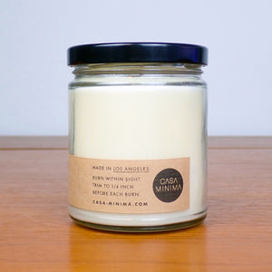 Pacific - Soy Wax Candle
