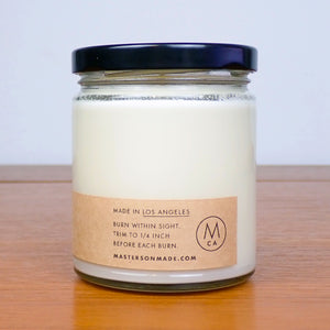 Mountain Pass - Soy Wax Candle