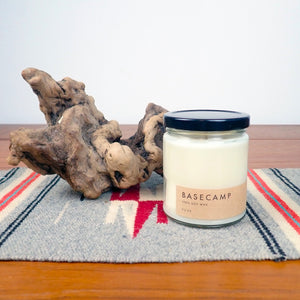 Basecamp - Soy Wax Candle