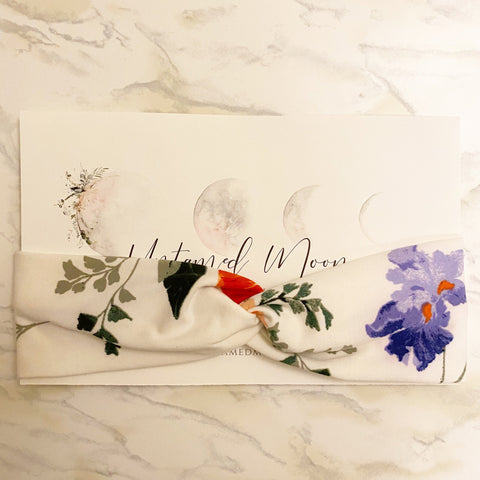Hand Drawn Floral Watercolor