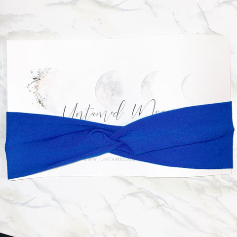Royal Blue Solid