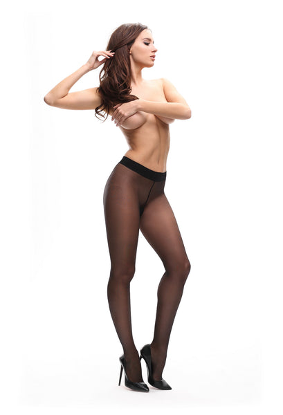 MI T420 tights black 20den