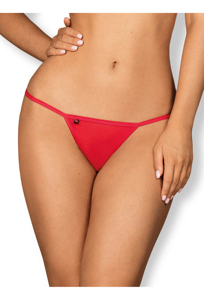 OB Giftella thong red