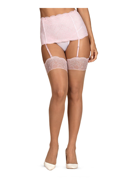 OB Girlly stockings pink