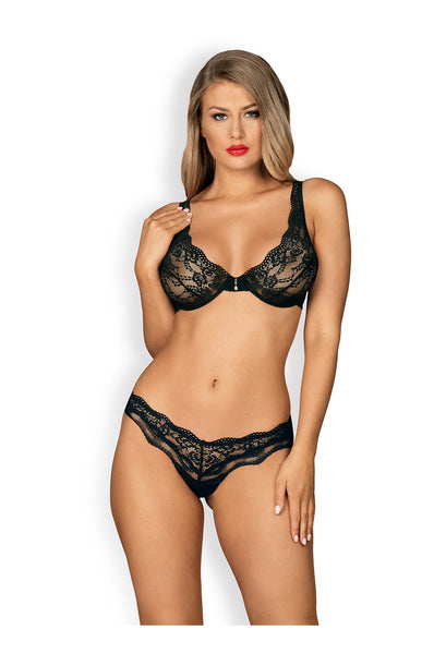 OB Luvae 2 pcs set black