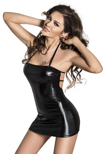 PE Beltis Dress Schwarz