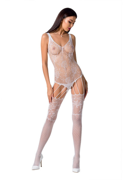 PE Bodystocking BS074 white