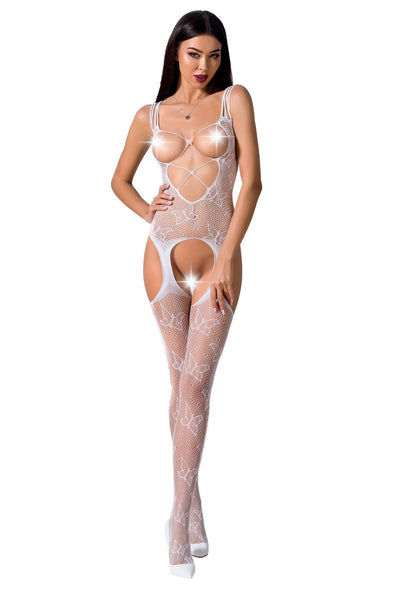 PE Bodystocking BS075 white