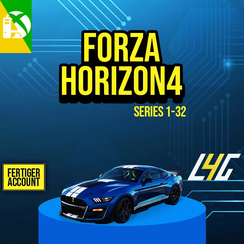 Forza Series 32 Account