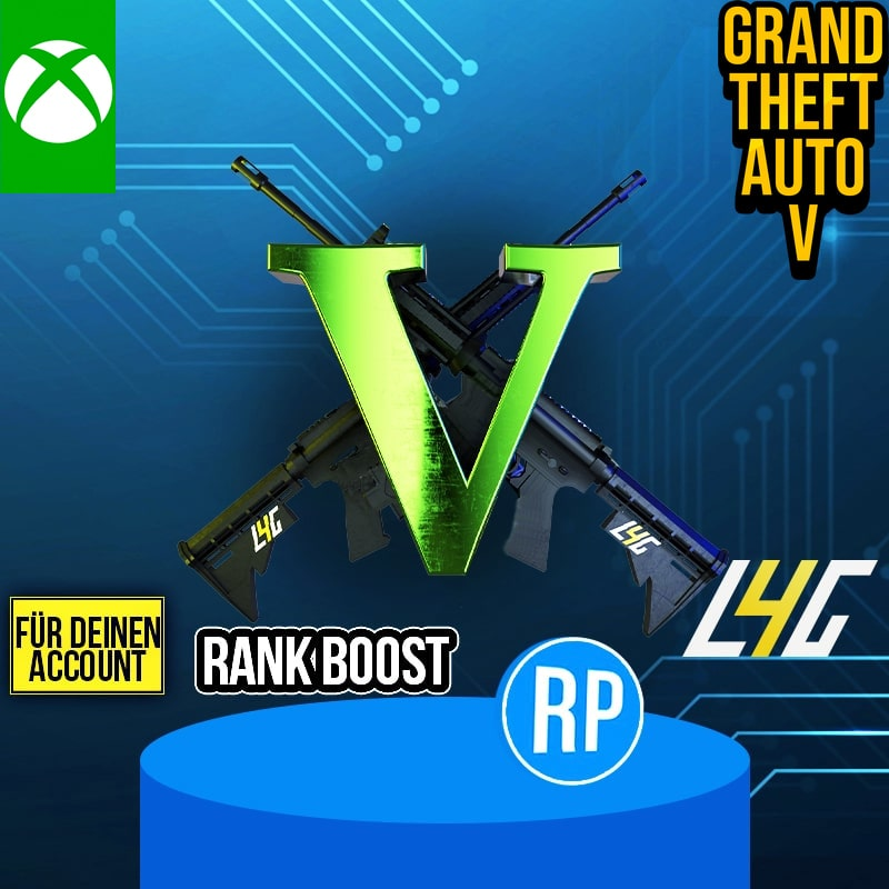 Xbox One - Rank Boost (Rang 0 - 100 & Rang 0 - 120) loot4games.myshopify.com (4709311610968)