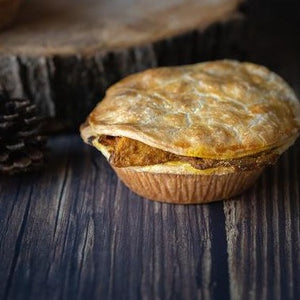 Chili Con Carne Beef Pie
