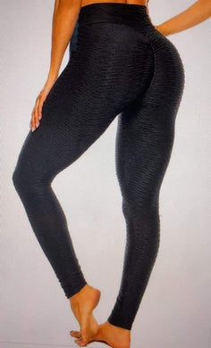 High Waisted Workout Leggings (solid colors)