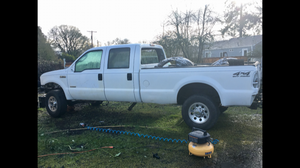 2007 Ford F-350 Overland Build