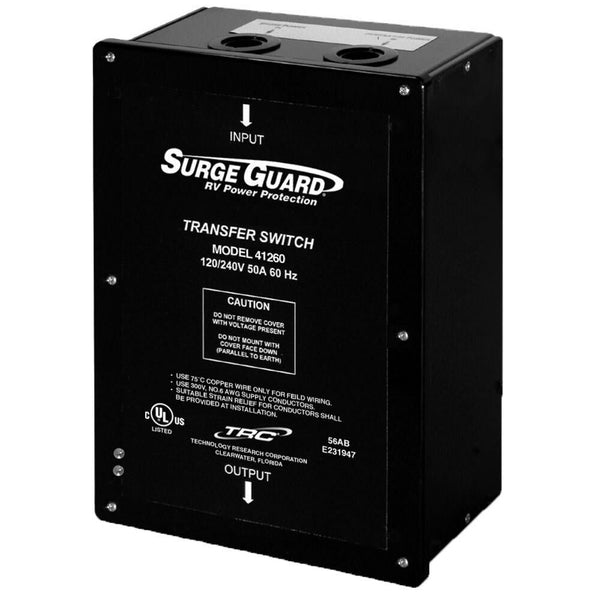 Surge Guard | 41260 | 50A Automatic Transfer Switch