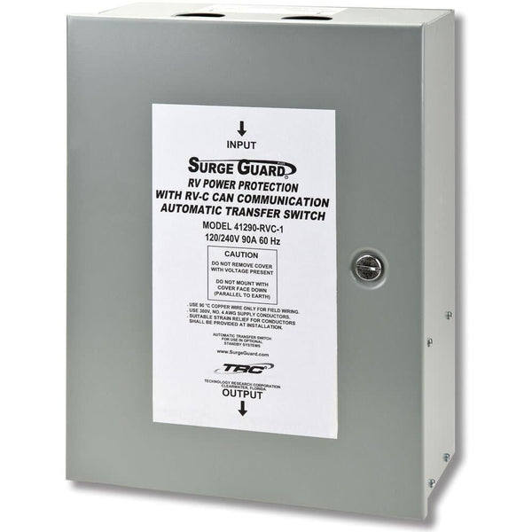 Surge Guard | 41390 | 90A RV-C Automatic Transfer Switch