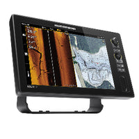 "Humminbird | Solix 12™ SI/GPS Combo | 12"" Display With Transom Mount Transducer 