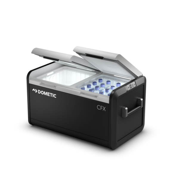 Dometic | CFX3 75DZ Powered Cooler + Ice Maker | AC/DC | CFX3 75DZ