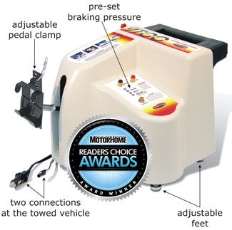 Roadmaster | 9700 Portable Proportional Braking System