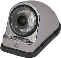 ASA Electronics | Side View Camera | Left Side | Chrome | VCMS50LCM